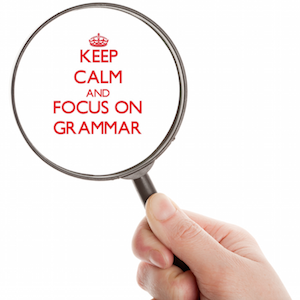 _Grammar focus Label