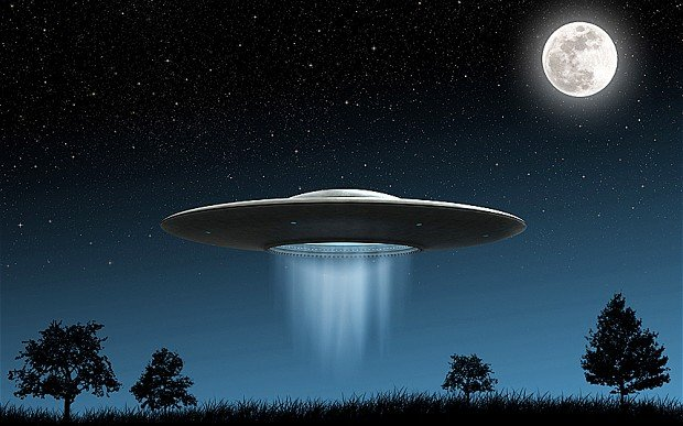 UFO Witness – Louise