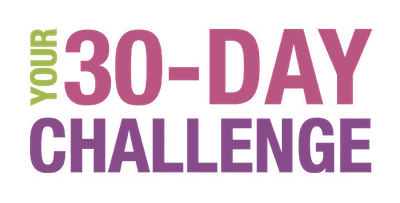 The 30 day Challenge
