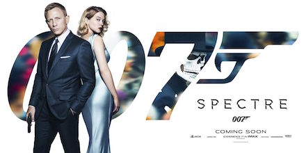 James Bond - Spectre - The movie