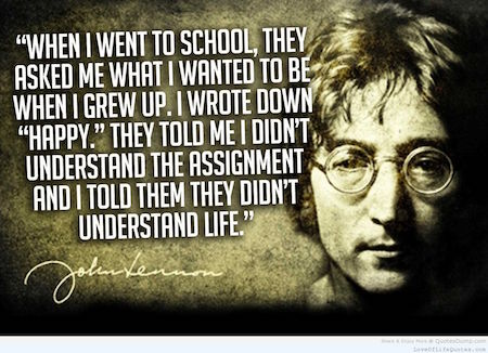 John Winston Ono Lennon MBE 8 December 1980