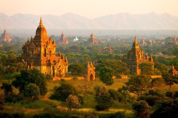 Travelling in Burma – Nicola