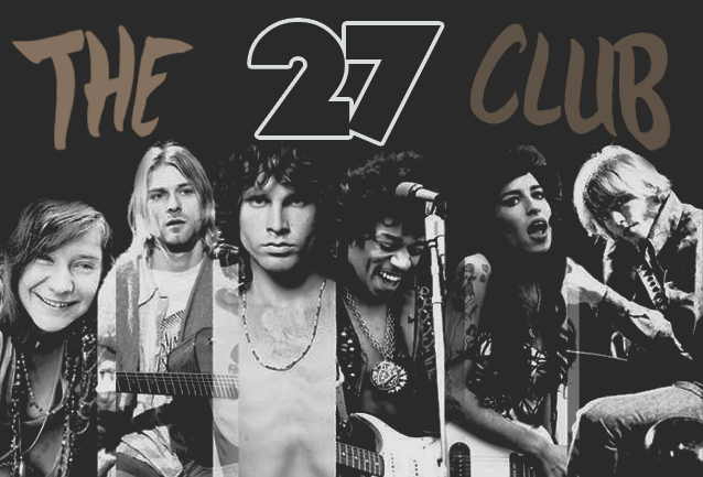 Musicians Who Died Young The 27 Club
