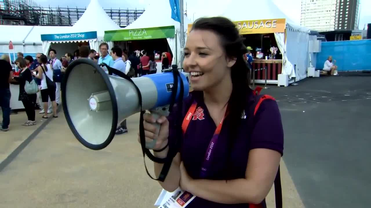 Laura Gamesmaker London 2012