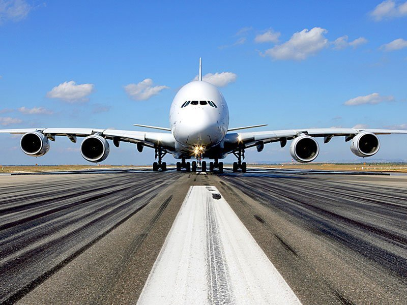 Airbus A380 The biggest passenger airline in the world