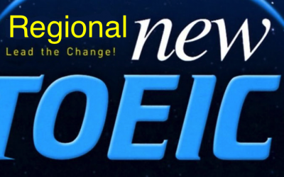 New TOEIC Test parts – Regional TOEIC