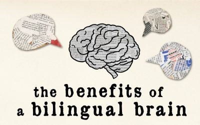 The benfits of a bilingual brain