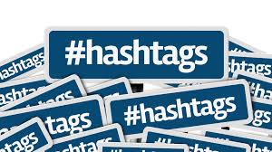 News Review 2017; most influential hashtags of the year.