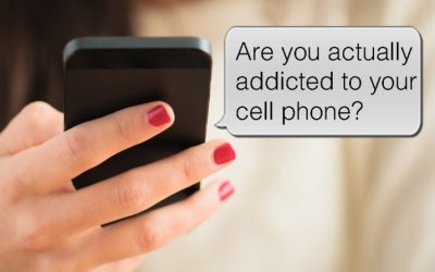 What happens to your body when you are always on the phone?
