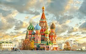 The Thinking Person's non-football quiz about Russia.