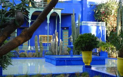 3 Jardins and Palais of Marrakesh