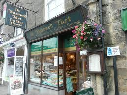 Regional food: Derbyshire