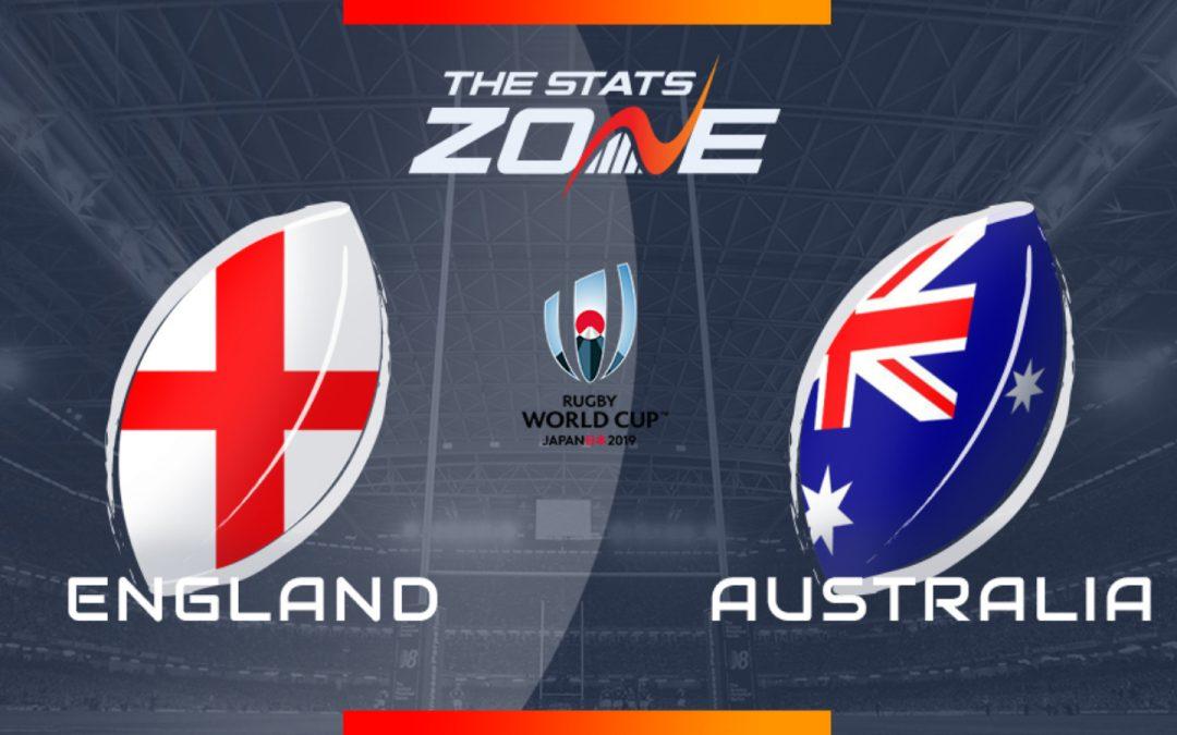 England v Australia rugby quiz