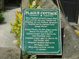 Covid-19 series part 3: History of Eyam Plague Village
