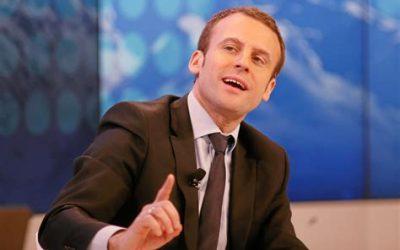 Learn English with Emmanuel Macron