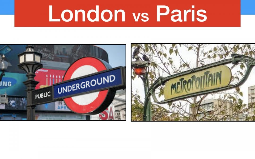 London Tube or Paris Metro which is best?