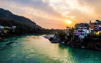 Rishikesh Northern India